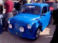 Brrruuuum brrruummm....tiembla Herbie!!