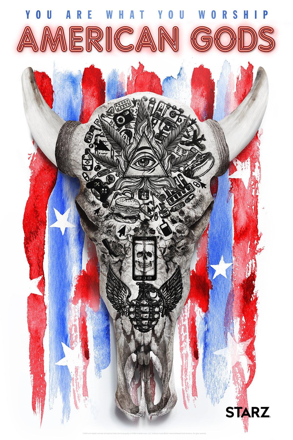 Primer tráiler de la serie American Gods