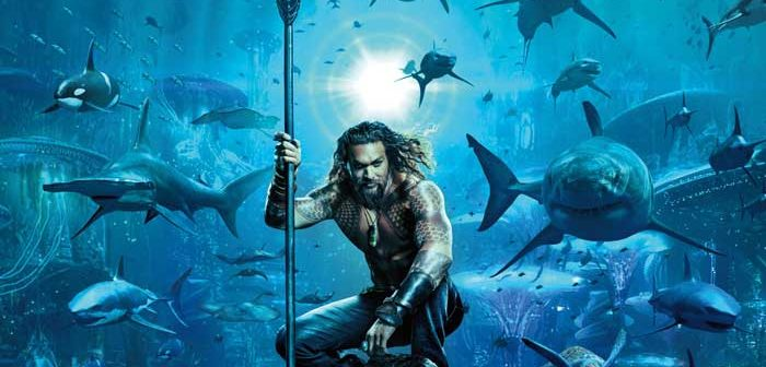 Podcast sobre Aquaman