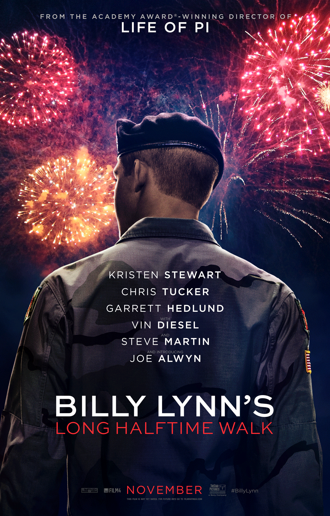 Tráiler de Billy Lynn's Long Halftime Walk