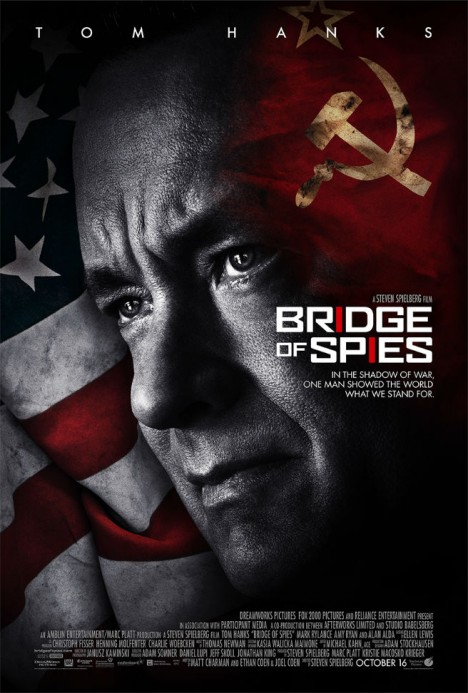 poster de Bridge of Spies