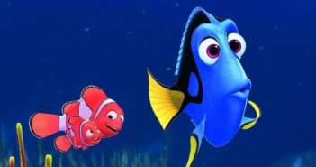 Nemo y Dory juntos otra vez