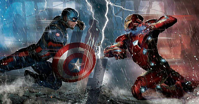 concept art civil war
