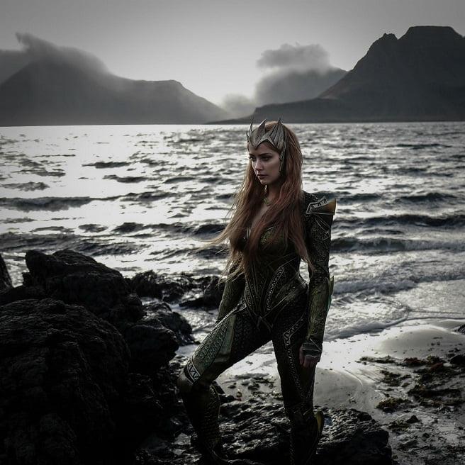 Ya podemos ver a la pareja de Aquaman