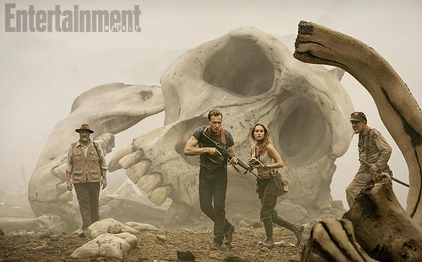 Nueva imagen de Kong: Skull Island