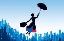 Mary Poppins a tope de LSD