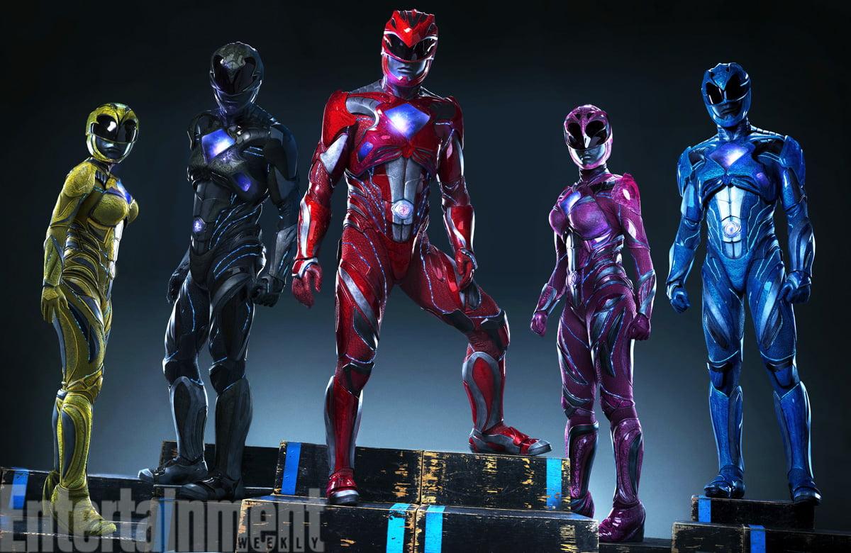 Ni 1, ni 2, ni 3,..., 7 películas de Powers Rangers