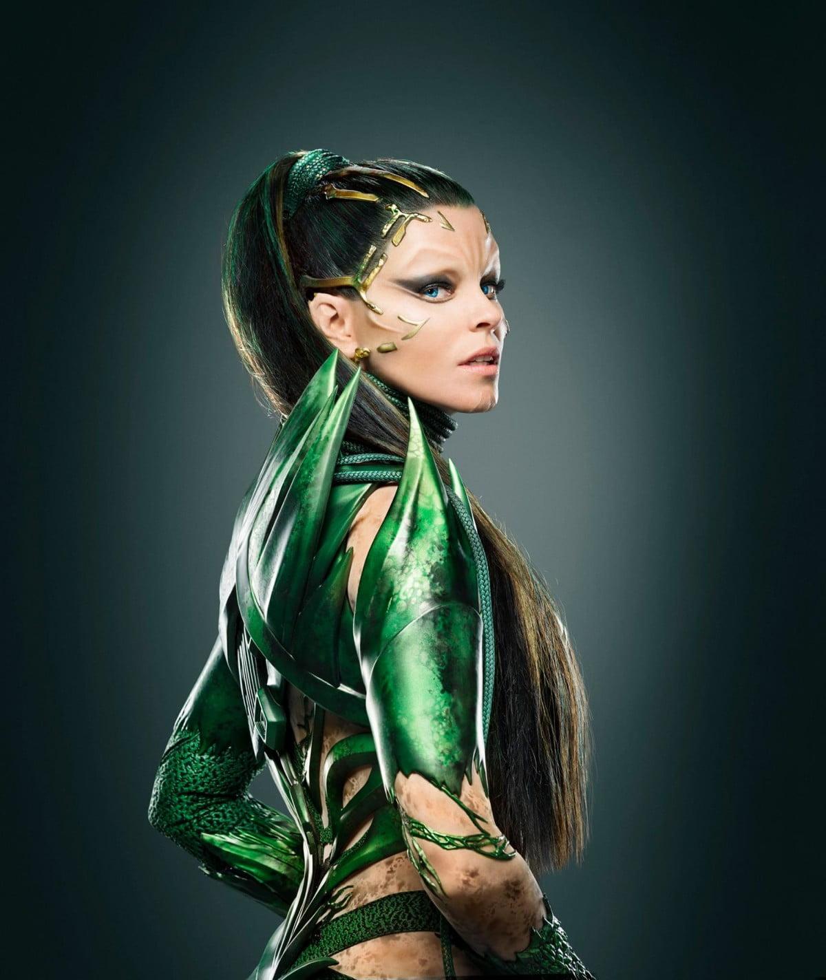Nueva imagen de Power Rangers, la película