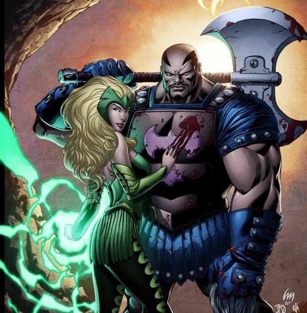 Karl Urban interpretará a Skurge en Thor: Ragnarok
