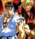 Y Ryu y Ken!? Donde están!?