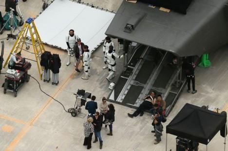 Star Wars: Episodio VII y Rogue One